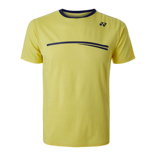 Yonex Men's 2019 Tournament Crew Neck – Yellow