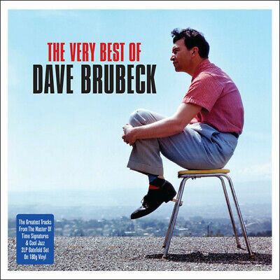 Dave Brubeck ‎- The Very Best of 2 x LP - 180 Gram Vinyl Album