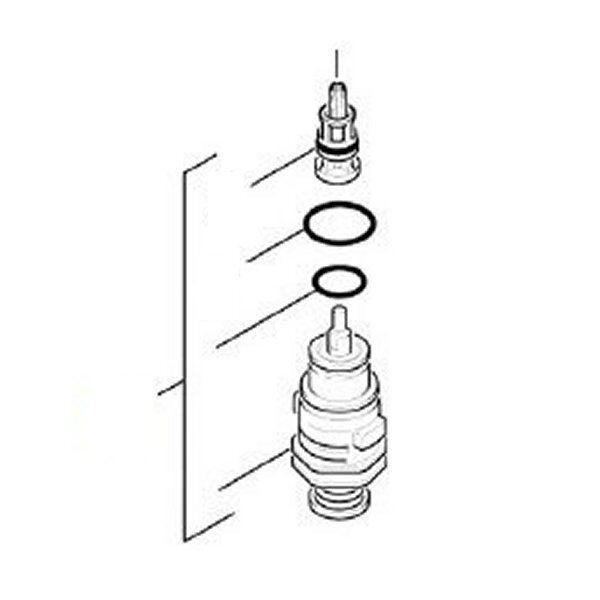 genuine karcher pressure washer by pass unloader valve