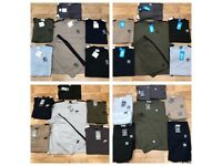 (KING OZY) WHOLESALE MENS CLOTHING TRAINERS SHORTS SETS TRACKSUITS POLO TSHIRTS BIG SELECTION