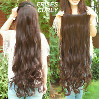 Rallonge de cheveux a clip,Extension a CLIP IN Hair extensions