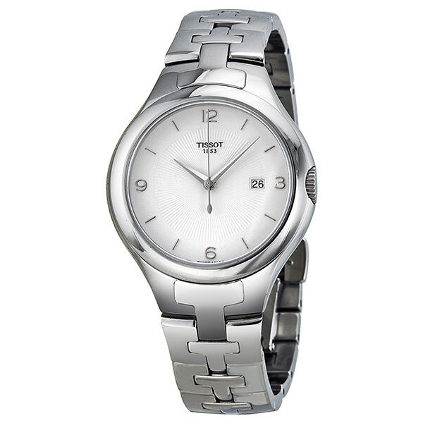 Tissot T-Trend Collection Stainless Steel Ladies Watch T0822101103700-AU