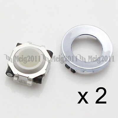 2x Trackball for BLACKBERRY CURVE 8300 8310 8320 8330 8800 8810 8820 8830 8300 Curve Faceplate