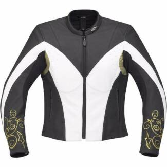 Alpinestars Stella Anouke Ladies Motorcycle Jacket - RRP $479.95