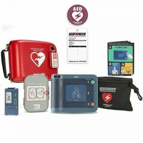 New in Box Philips Heartstart FRx AED 2025 Battery 8 Year Factory Warranty