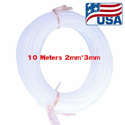 Us 10 Meters 2mm3mm Eco Solvent Pe Hard Ink Tube For Roland Mimaki Mutoh