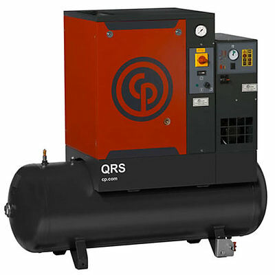 Chicago Pneumatic 7.5-HP 60-Gallon Rotary Screw Air Compressor (230V 1-Phase)...