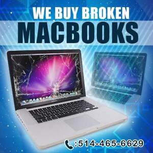 Get Cash for your Macbook
