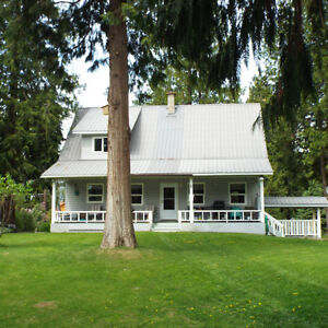 Edgewood BC Home for Sale