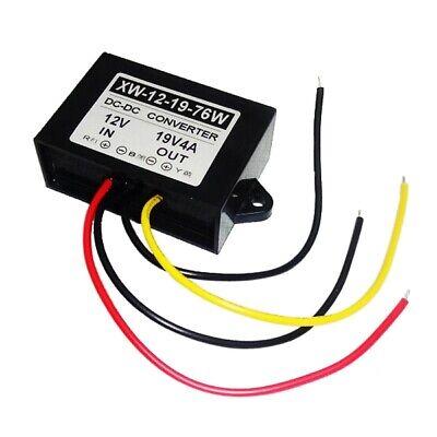 Dc-dc12v Step Up To 19v Voltage 4a 76w Power Supply Converter Regulator