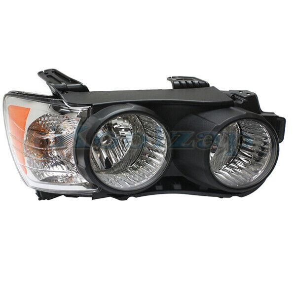 12-16 Chevy Sonic Front Headlight Headlamp Halogen Head Light Lamp Right Side