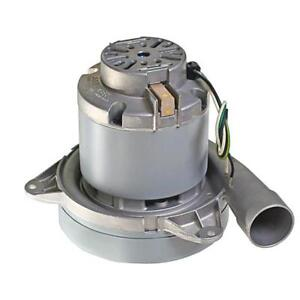 """Motor 3 Stage Bypass 7.2"""", Tangential Discharge Dry 120 Volt Expoy Painted Fan Case"""