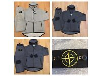 Men's STONE ISLAND Tracksuits joblots Clearance clothing