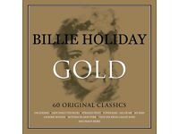 Billie Holiday - GOLD 100th anniversary Edition (1915-2015) [3CD Box Set]