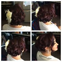 Mobile Hairstylist (updos&style) Special Occasions Calgary