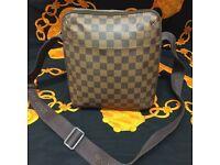 Vintage Men CrossBody Bag