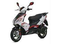 Lexmoto FMR 50cc - 1YR Parts & Labour Warranty - Ride From 16 Years Old - Ride On Car License