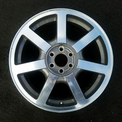 """18"""" INCH Cadillac SRX 2004 OEM Factory Original Alloy Wheel Rim 4581"""