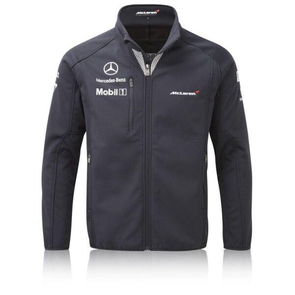 Mclaren mercedes f1 hugo boss 2014 jacket in binfield for Mercedes benz leather jacket