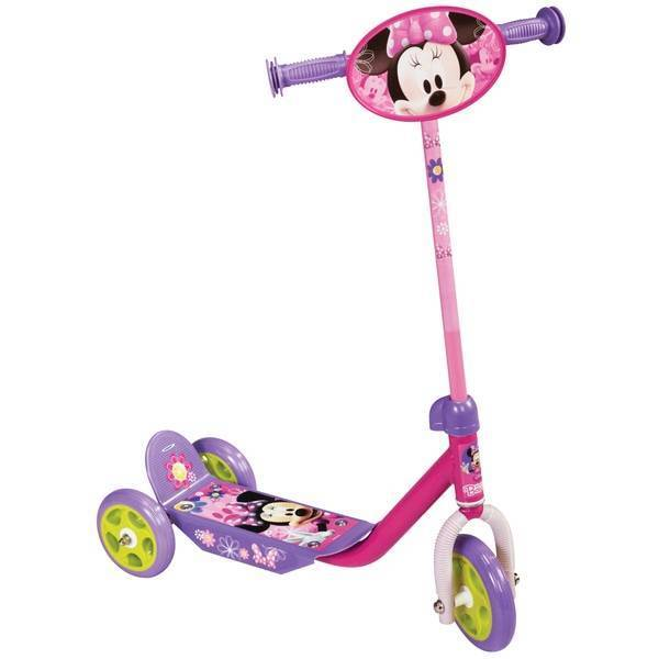 Minnie Mouse 3 Wheel Scooter