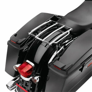 Harley Davidson Touring Solo Rack.