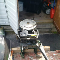 Pair of out board motors for sale