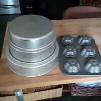 Wedding cake pans to make your own $20