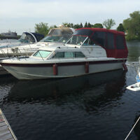 26 Ft Chris-Craft by Grew