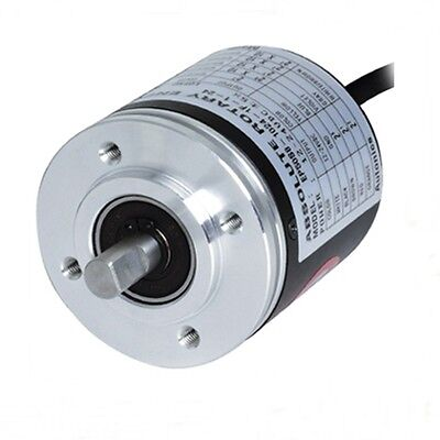 Absolute Rotary Encoder Ep50s8-1024-3f-p-24 1024 Pulse Pnp Gray Code Output