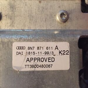 Audi TT hydraulic assembly complete OEM 8N7 871 611 A West Island Greater Montréal image 4