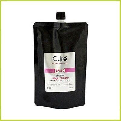 Cure One Step Japanese Magic Hair Straightening Treatment 500g 16.89 oz