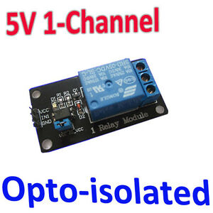 New-Relay-Module-1-Channel-Opto-Isolated-Low-Trigger-5V-For-Arduino-PIC-AVR-TTL