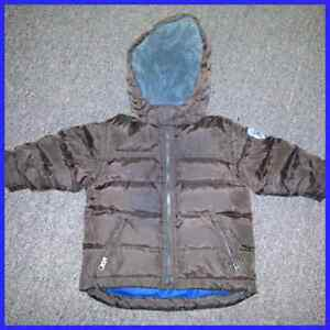 Baby GAP Boys Winter Snow Coat Hats & Mittens 18-24m 2T