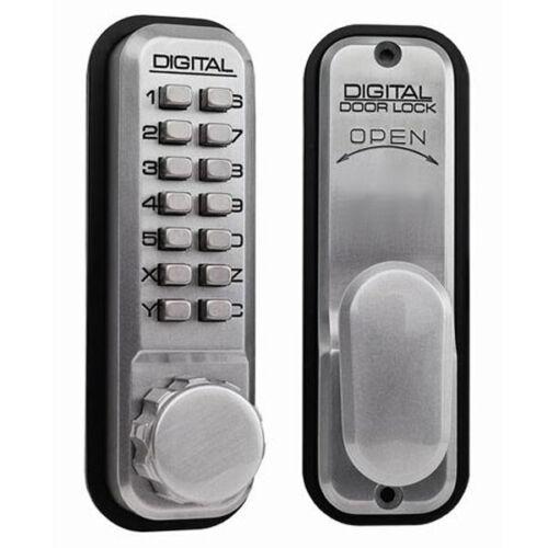 Lockey 2430 Mechanical Digital Lock SC (2430-SC)