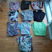 Scrubs Tops - Medium ( all in excellent condition)