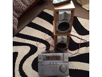 Panasonic cd stereo