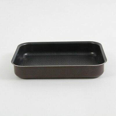 TEFAL NATURA Mini Ofenform 26x20cm 100% recycelt Aluminium Backform Kuchenform