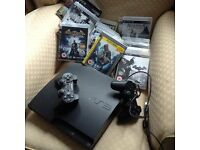 PS3 . 18 games /2 pads £85