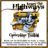 DPF Deletes for Caterpillar Engines