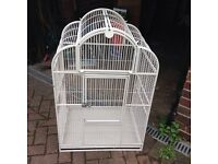 Kings parrot cage