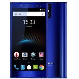 OUKITEL K3, 5.5'' FHD screen OTG Gyroscope 4G Unlocked Smartphone (Blue) *NEW*
