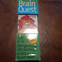 Brian Quest Cards