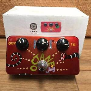 Used ZVEX Octane III Effects Pedal Moorooka Brisbane South West Preview