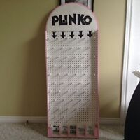 FREE Plinko game for wedding