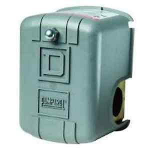 SQUARE-D-WATER-PUMP-PRESSURE-SWITCH-30-50-LB-FSG2J21