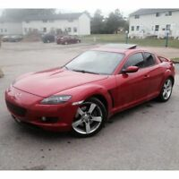 2007 Mazda RX-8 **low kms**