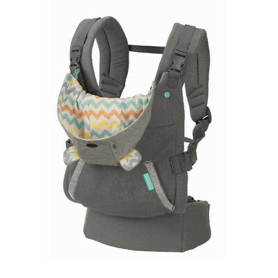 Infantino Infant Sling - Infantino Cuddle Up Ergonomic Hoodie 2 Ways infant & Toddler Carrier Sling Pouch