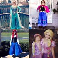 Disney Princess parties