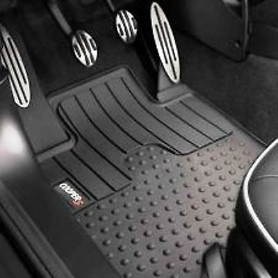 5 Pc OEM Mini Cooper Clubman R55 Rubber Floor Mat Set Front Rear Trunk Cooper S