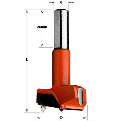 Punte CMT ad attacco rapido per cerniere per macchine foratrici Cod.: 369